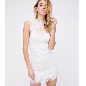 🍒NWT Intimately Free People Lace LWD Medium